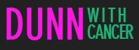 Dunn With Cancer logo